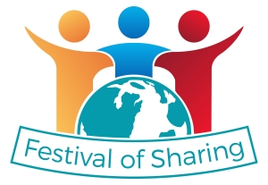 2017 Festival of Sharing Logo Sponsor of CFAP Columbia Foster and Adoption Project in Missouri