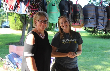 Back to School Picnic 9 Columbia Foster and Adoption Project CFAP Missouri Not for Profit for Children